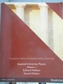 【書寶二手書T2/大學理工醫_YBI】Essential University Physics-Volume 1_Ric