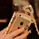 免運(任選二個$900) iphone4/4S/5/5S  S4 Note3 note2 裙子貼鑽香水瓶手機殼保護套