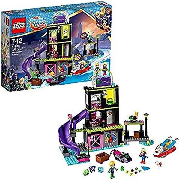 Lego Superhero Girls 萊娜·瑟德 Kowa Crypto Mite Factory 41238