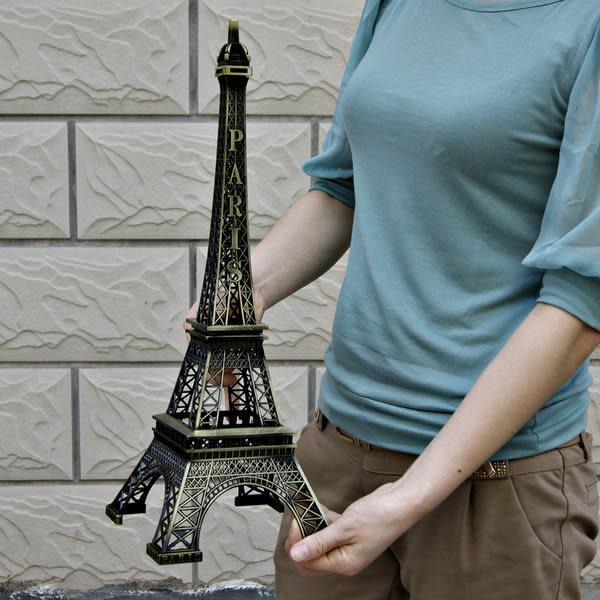 CH114─巴黎埃菲爾鐵塔浪漫鐵藝居家裝飾擺件畢業禮物送同學老師閨蜜(48厘米)