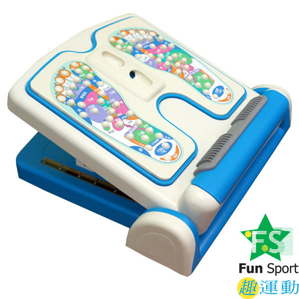 《Fun Sport》足亦康按摩拉筋板(送彼拉提斯彈力帶)