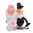 【大倫氣球】新郎新娘-氣球DIY組合包 Just married balloon  氣球佈置,婚禮、派對、party 乳膠氣球
