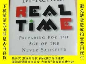二手書博民逛書店英文原版罕見Real Time: Preparing for t
