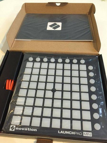 【WowLook】一年保新版 Novation Launchpad Mini MKII MK2 控制器