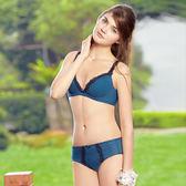 曼黛瑪璉-15AW水迷人系列二 A-D罩杯內衣(魅影藍)(內衣未購滿3件恕無法出貨,退貨需整筆退)