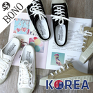 正韓 BONO 餅乾穆勒鞋 厚底餅乾鞋 ...