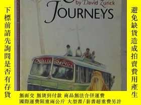 二手書博民逛書店英文原版罕見Errant Journeys by David Z