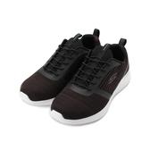 SKECHERS 休閒系列 BOUNDER 綁帶運動鞋 咖啡白 52504WCHOC 男鞋