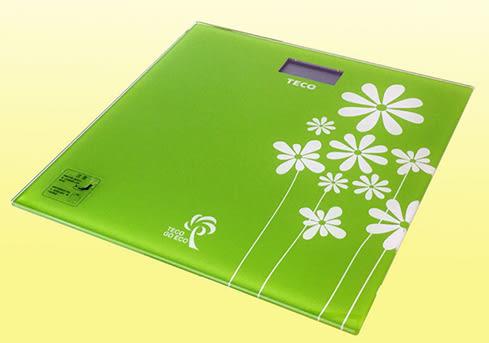 【TECO 東元】時尚電子體重計XYFWT503《刷卡分期+免運》