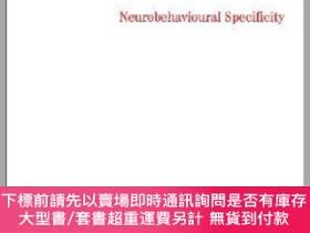 二手書博民逛書店預訂Down罕見Syndrome - Neurobehavioural SpecificityY492923