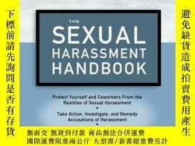 二手書博民逛書店The罕見Sexual Harassment HandbookY256260 Linda Gordon How