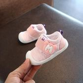 學步鞋春季寶寶學步鞋秋女1一2歲嬰兒軟底6-12個月一兩歲男寶寶鞋
