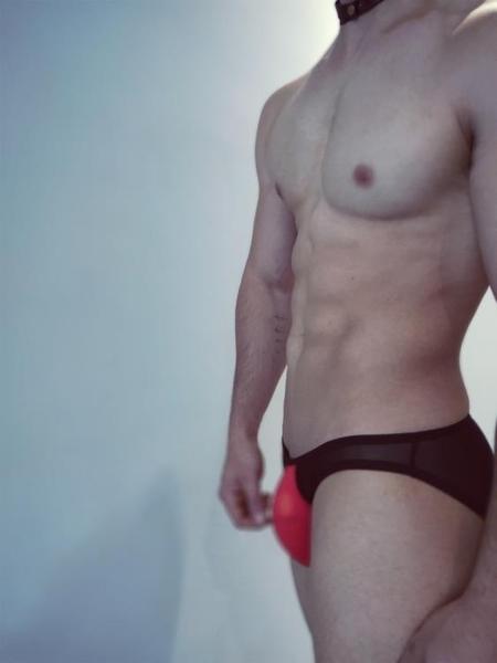 全場促銷九五折 男子性感三角內褲單層超薄無痕網紗內褲超透氣高彈力運動健美內褲