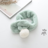 兒童圍巾 寶寶圍巾秋冬女嬰兒冬季女童男兒童童保暖幼兒嬰幼兒圍脖 小天後