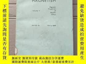 二手書博民逛書店magnetism罕見(P1808)Y173412