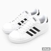 ADIDAS 女 GRAND COURT 經典復古鞋 - F36483