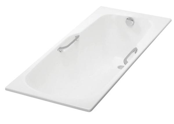 【麗室衛浴】美國 KOHLER Prelude系列 鑄鐵浴缸K-8273T K- 8270T 有扶手孔