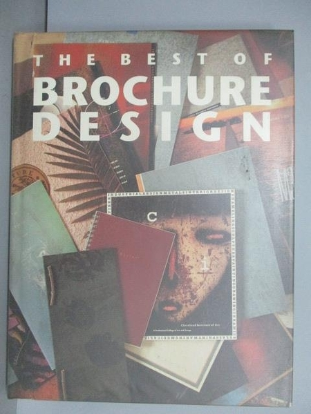 【書寶二手書T4/藝術_FMA】The Best of Brochure Design