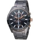 SEIKO Criteria勁速交鋒計時腕錶 V176-0AV0X SSC661P1