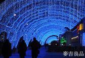 Usb燈LED小彩燈閃燈串燈 新年節慶110v美規滿天星圣誕燈戶外防水裝飾燈
