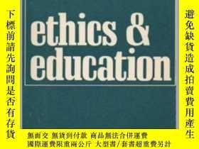 二手書博民逛書店Ethics罕見And EducationY364682 R.s. Peters Allen & Un