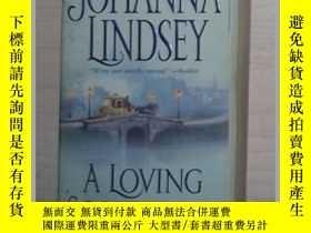 二手書博民逛書店英文原版罕見A Loving Scoundrel by Joha