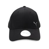 PUMA LOGO 釦飾棒球帽 黑 021269-01