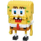 《 Nano Block 迷你積木 》CN-21海綿寶寶 / JOYBUS玩具百貨