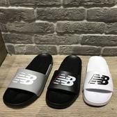New Balance 男女韓系時尚拖鞋 - 白色Sd1201EWW / 黑色Sd1201EBB / 灰色SD1201EIB