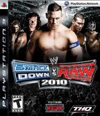 PS3 WWE Smackdown vs. Raw 2010 WWE激爆職業摔角2010(美版代購)