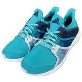 【六折特賣】adidas 慢跑鞋 Gymbreaker Bounce W 藍 白 舒適緩震 運動鞋 女鞋【PUMP306】 AF5946