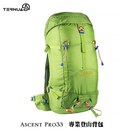 TERNUA Ascent Pro33專業登山背包2691854︱33L / 城市綠洲(登山健行、後背包、西班牙品牌、戶外旅行)