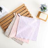除舊迎新 日本廚房吸水不掉毛珊瑚絨抹布柔軟洗碗布擦碗毛巾吸油百潔布3條