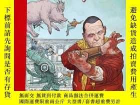 二手書博民逛書店THE罕見SHAOLIN COWBOY 03 QUIEN PONDRA FIN AL REINADO? (Span