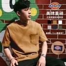Dickies 美規硬挺超重磅口袋T恤 素T 短袖 T恤 【WS450】原廠正版