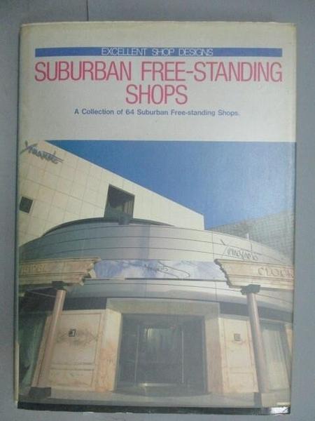 【書寶二手書T8/設計_FMQ】Suburban Free-Standing Shops