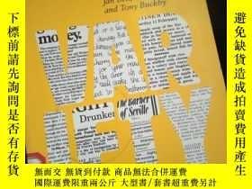 二手書博民逛書店Variety罕見A workbook for intermediate readers (英文)Y16149
