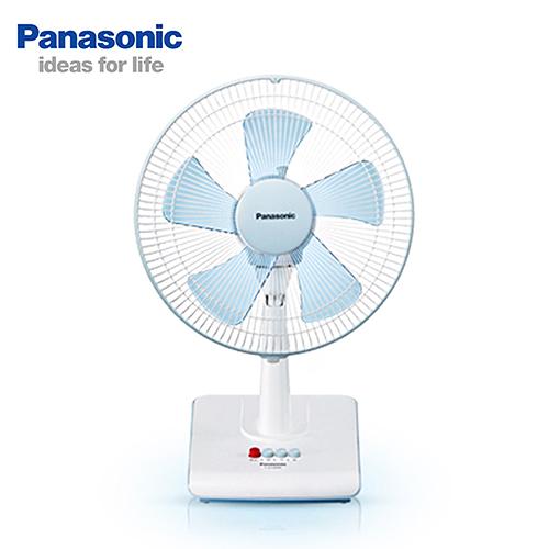 [Panasonic國際牌]12吋 輕巧桌上型風扇  F-D12BMF