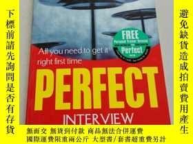 二手書博民逛書店Perfect罕見Interview [平裝]Y212829 M