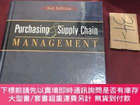二手書博民逛書店purchasing罕見supply chain managementY237539 Monczka Thom