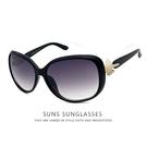淑女墨鏡 經典黑框 貝殼裝飾鑲鑽點綴優雅時尚太陽眼鏡流行 抗紫外線UV400 檢驗合格