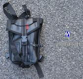 防水哈雷跑車賽機車騎行腿包挎包背包裝備
