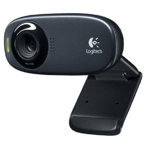 Logitech羅技 網路攝影機C310【愛買】