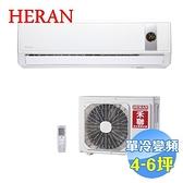 禾聯 HERAN R32白金旗艦型單冷變頻一對一分離式冷氣 HI-GP28 / HO-GP28