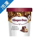 哈根達斯比利時巧克力榛果冰淇淋【愛買冷凍】