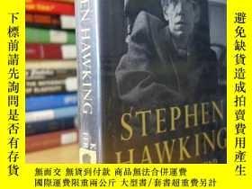 二手書博民逛書店霍金傳記罕見Stephen Hawking: An Unfettered MindY354044 Kitty