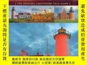 二手書博民逛書店The罕見Lighthouse Handbook: New England-燈塔手冊:新英格蘭Y443421