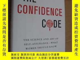 二手書博民逛書店The罕見Confidence Code:the science