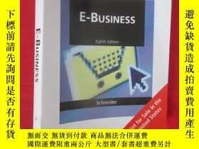 二手書博民逛書店E-Business罕見(Eighth Edition) (16