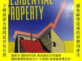 二手書博民逛書店大32開英文原版罕見Investing in Residenti